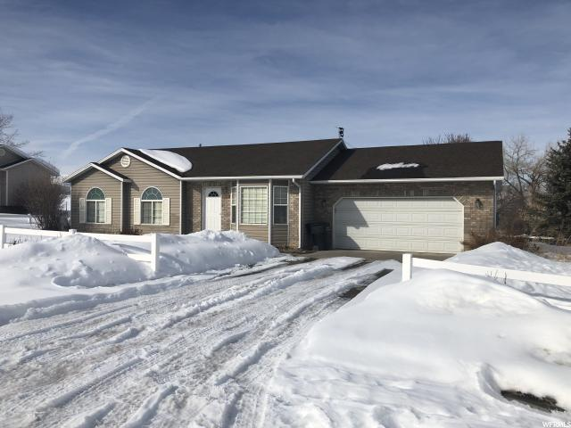 3236 W 250 S, Vernal, UT 84078 (#1583016) :: Bustos Real Estate | Keller Williams Utah Realtors