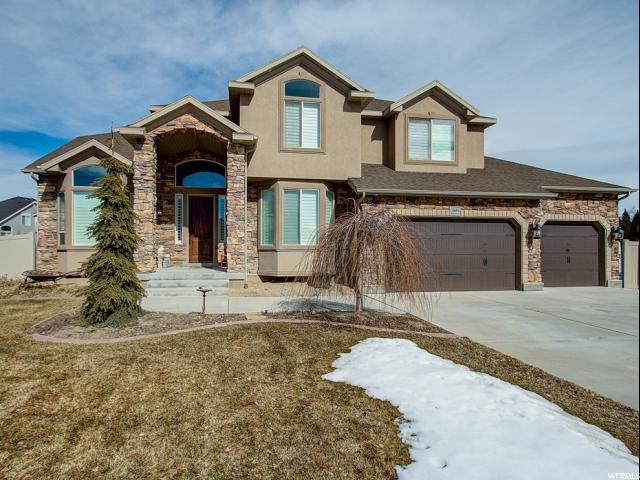 11683 S Poplar Creek Ct W, South Jordan, UT 84095 (#1583091) :: Big Key Real Estate