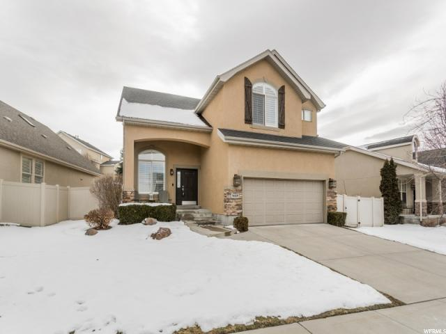 9689 S Bluffside Dr E, Sandy, UT 84092 (#1583109) :: Colemere Realty Associates