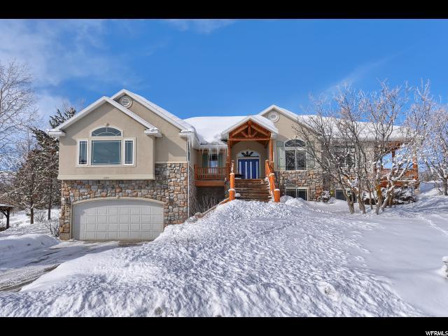3953 N Patio Springs Dr E, Eden, UT 84310 (#1583229) :: Bustos Real Estate | Keller Williams Utah Realtors
