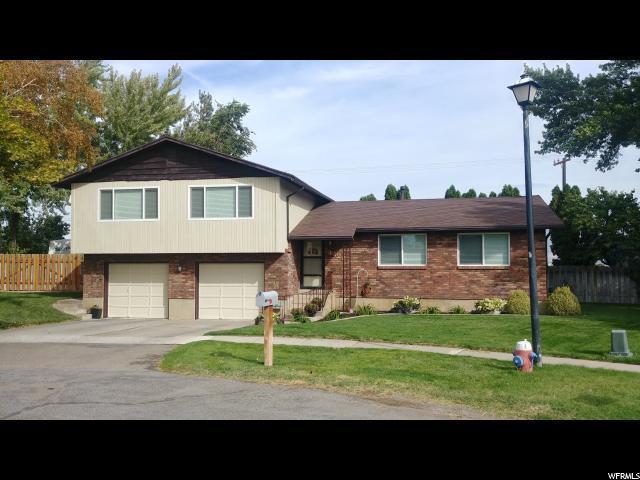 4427 S 1675 W, Roy, UT 84067 (#1583238) :: Big Key Real Estate