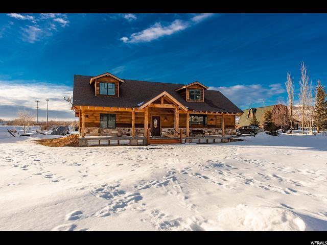 4450 N New Ln, Oakley, UT 84055 (#1583250) :: Bustos Real Estate | Keller Williams Utah Realtors