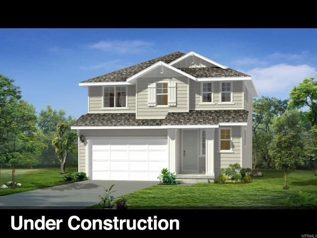 198 N 590 E 88 BP, Vineyard, UT 84059 (#1583262) :: Keller Williams Legacy