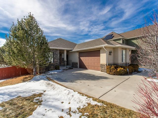 4001 N Rivermist Ln, Lehi, UT 84043 (#1583270) :: Bustos Real Estate | Keller Williams Utah Realtors
