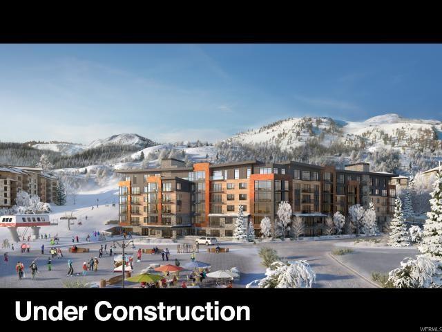 2431 High Mountain Rd Ph6, Park City, UT 84098 (MLS #1583277) :: High Country Properties