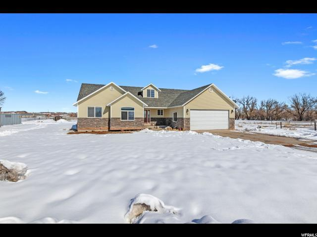 40 W 975 S, Roosevelt, UT 84066 (#1583289) :: The Canovo Group