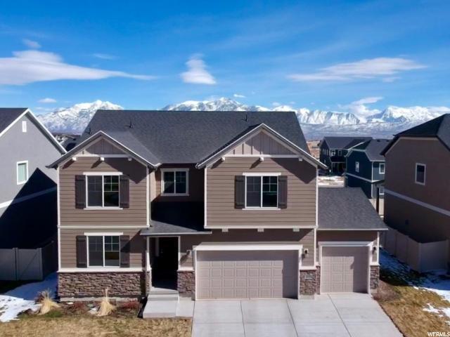 12123 S Broken Arch W, Herriman, UT 84096 (#1583294) :: Bustos Real Estate | Keller Williams Utah Realtors