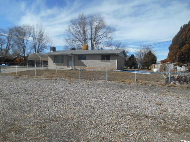 268 S Center St W, Goshen, UT 84633 (#1583409) :: The Utah Homes Team with iPro Realty Network