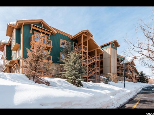 1000 Park C103, Park City, UT 84060 (#1583450) :: Bustos Real Estate | Keller Williams Utah Realtors