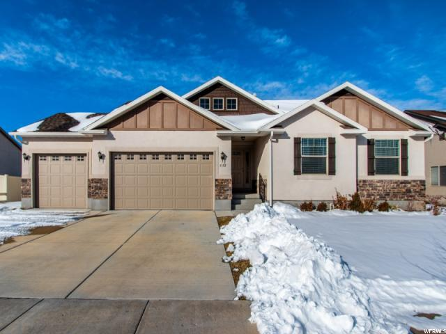 7152 W Magnum Vista Pl, West Valley City, UT 84128 (#1583453) :: Big Key Real Estate