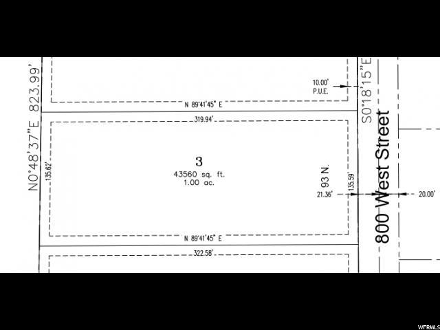 93 N 800 W, Mapleton, UT 84664 (#1583549) :: Colemere Realty Associates