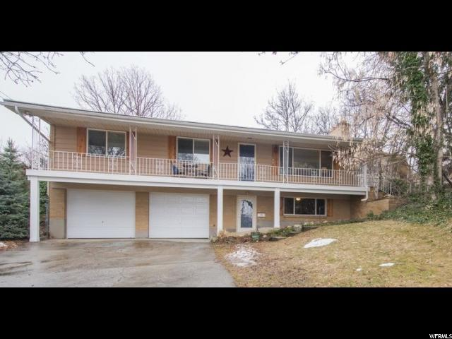 2243 S 300 E, Bountiful, UT 84010 (#1583598) :: Big Key Real Estate