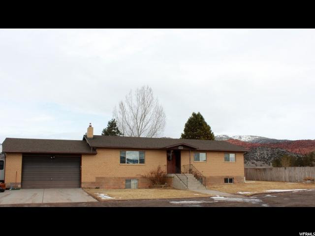 237 E 400 S, Bicknell, UT 84715 (#1583701) :: Colemere Realty Associates