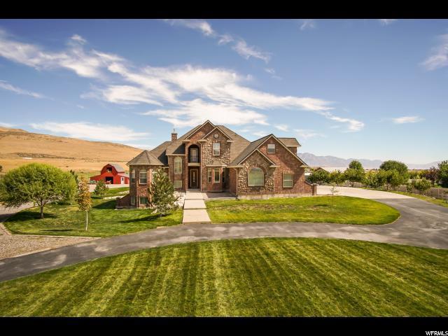 12266 N 10000 W, Bothwell, UT 84337 (#1583705) :: Bustos Real Estate | Keller Williams Utah Realtors