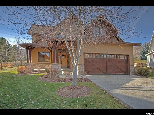 463 N 680 W, Midway, UT 84049 (MLS #1583769) :: High Country Properties