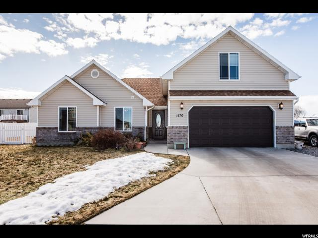 1170 W 2550 S, Nibley, UT 84321 (#1583823) :: Colemere Realty Associates