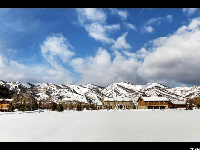 3504 Quarry Mountain Rd, Park City, UT 84098 (MLS #1583831) :: High Country Properties