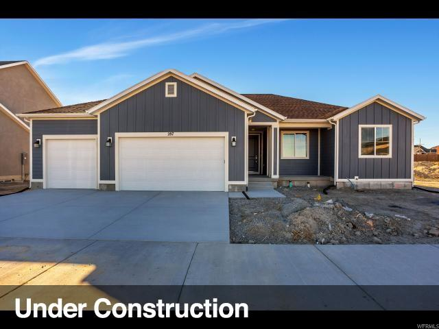 302 W Buckskin Ln #513, Stansbury Park, UT 84074 (#1584021) :: Big Key Real Estate