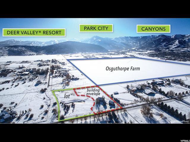 477 W 5200 N, Park City, UT 84098 (MLS #1584038) :: High Country Properties