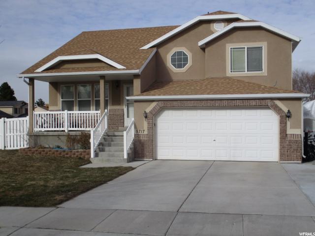 5717 W Suncrest View Pl S, Salt Lake City, UT 84118 (#1584128) :: Colemere Realty Associates