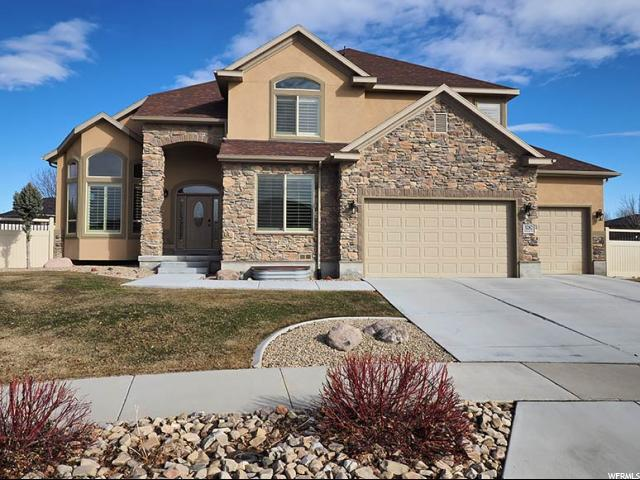 3282 W Rolling Creek Way, South Jordan, UT 84095 (#1584138) :: Big Key Real Estate