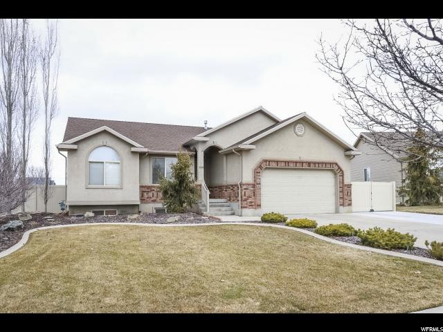 2536 W 2025 N, Clinton, UT 84015 (#1584190) :: Bustos Real Estate   Keller Williams Utah Realtors