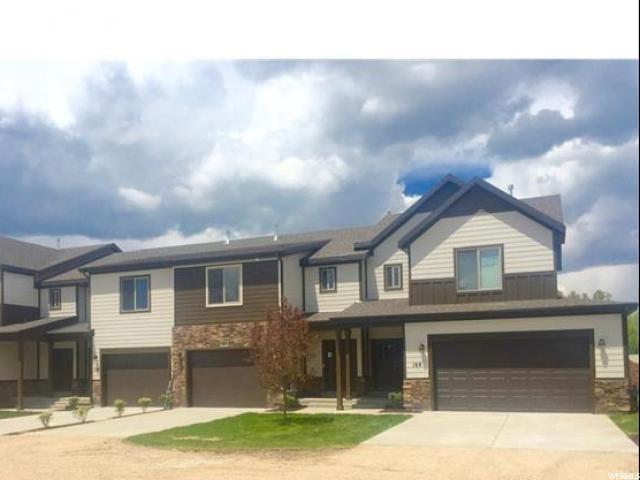 163 E 200 S #3, Kamas, UT 84036 (MLS #1584346) :: High Country Properties
