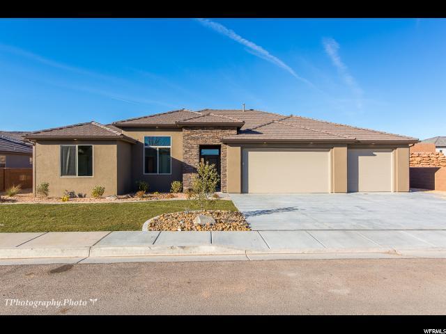 820 W 1860 N, Washington, UT 84780 (#1584360) :: Bustos Real Estate | Keller Williams Utah Realtors