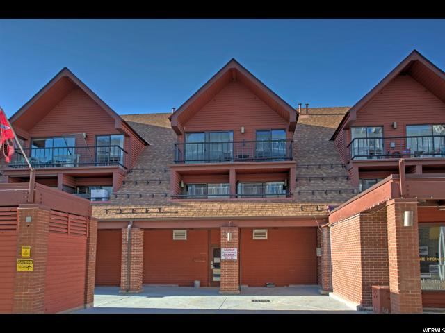1385 Lowell Ave #306, Park City, UT 84060 (#1584367) :: Big Key Real Estate