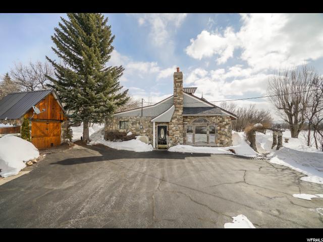 6724 N North Fork Rd, Liberty, UT 84310 (#1584399) :: Keller Williams Legacy