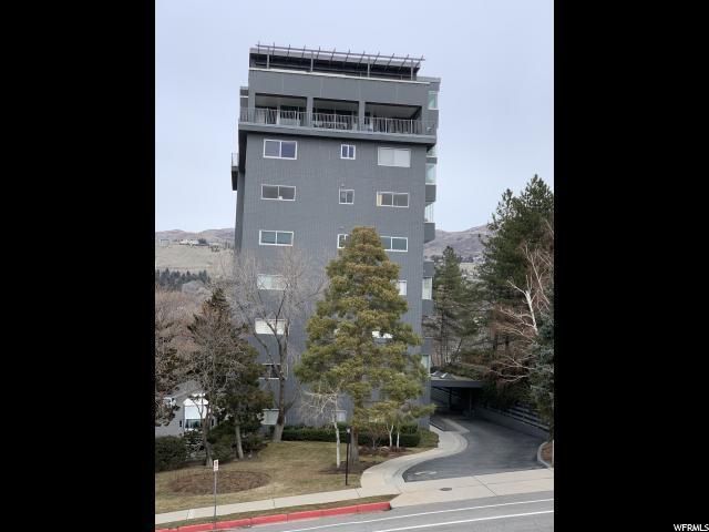 1235 E 200 S #701, Salt Lake City, UT 84102 (MLS #1584423) :: Lawson Real Estate Team - Engel & Völkers