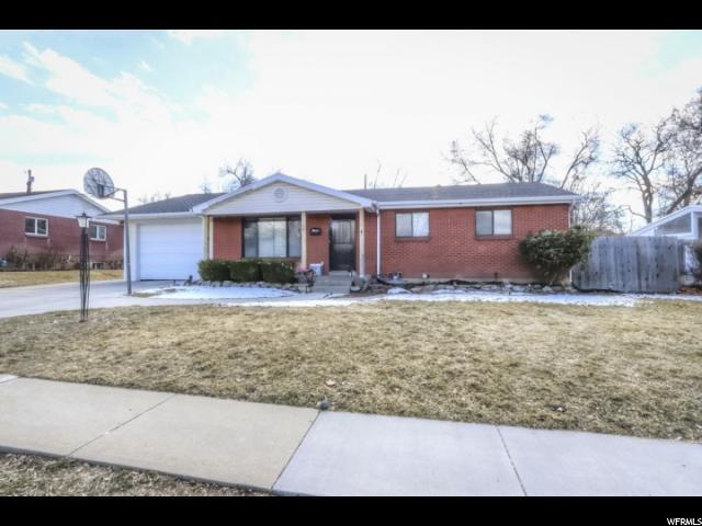 154 E 750 N, Bountiful, UT 84010 (#1584438) :: Big Key Real Estate
