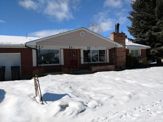 327 N State W, Preston, ID 83263 (#1584451) :: Bustos Real Estate   Keller Williams Utah Realtors