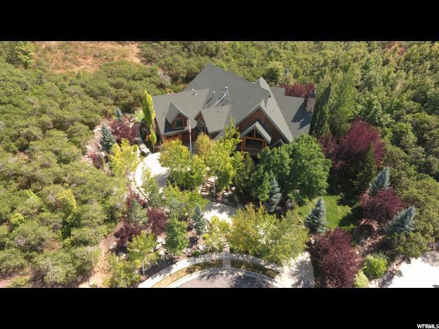 1400 E Cove Cir S, North Salt Lake, UT 84054 (#1584462) :: Colemere Realty Associates