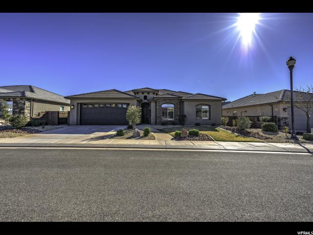 1102 Marlberry Way, Washington, UT 84780 (#1584483) :: The Canovo Group