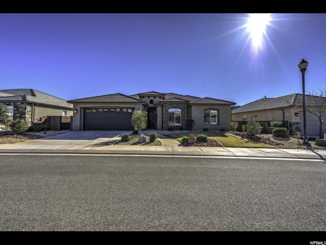 1102 Marlberry Way, Washington, UT 84780 (#1584483) :: Big Key Real Estate