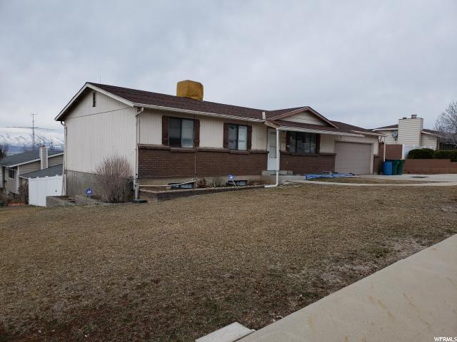 109 N 1020 W, Orem, UT 84057 (#1584492) :: Bustos Real Estate | Keller Williams Utah Realtors