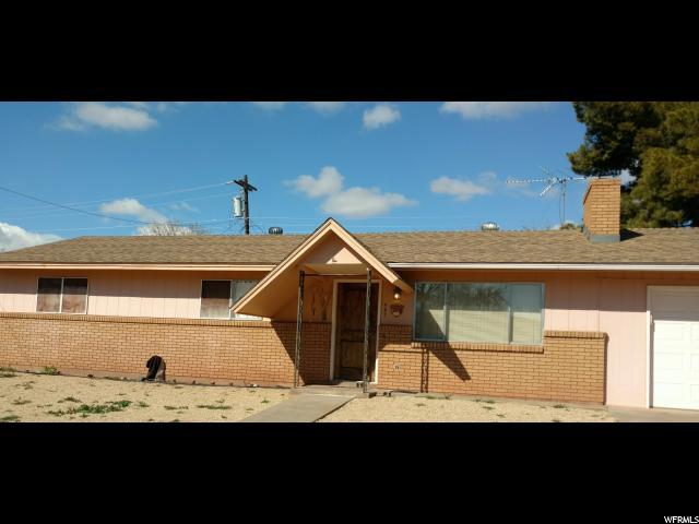 457 E Pectol St, Washington, UT 84780 (#1584581) :: Big Key Real Estate