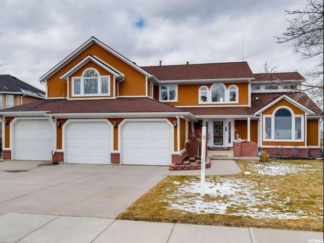 1853 E Brighton Ridge Dr S, Cottonwood Heights, UT 84121 (#1584638) :: Big Key Real Estate