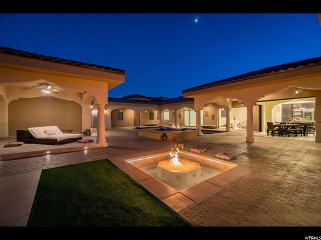 1747 S View Point Dr, St. George, UT 84790 (#1584650) :: Colemere Realty Associates