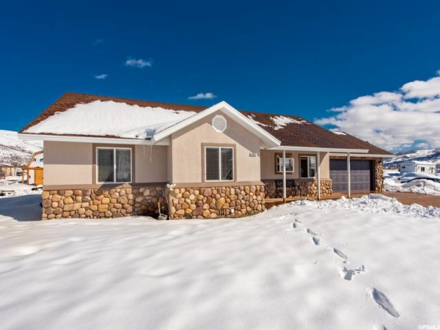 2841 S Willow Way, Francis, UT 84036 (MLS #1584681) :: High Country Properties
