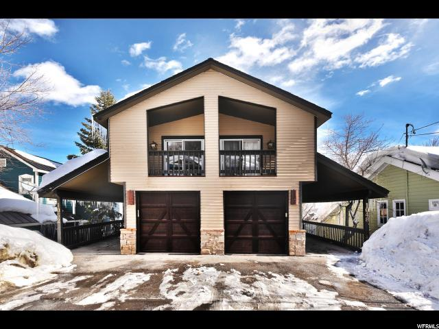 1048 Empire Ave A & B, Park City, UT 84060 (#1584687) :: Bustos Real Estate | Keller Williams Utah Realtors