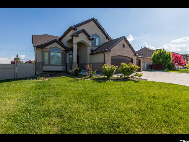 3011 W Chalk Creek Way, South Jordan, UT 84095 (#1584747) :: Big Key Real Estate
