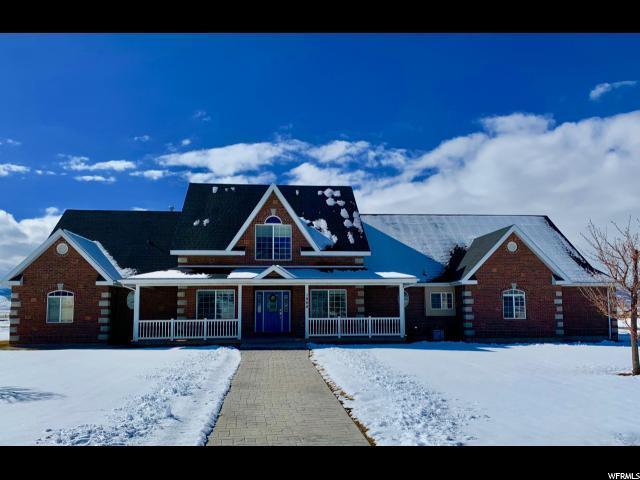 1964 S Airport Rd., Nephi, UT 84648 (#1584785) :: Bustos Real Estate   Keller Williams Utah Realtors