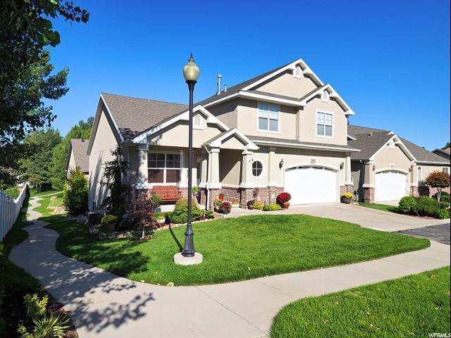 11352 S Silver Charm Ln E, Sandy, UT 84092 (#1584809) :: The Canovo Group