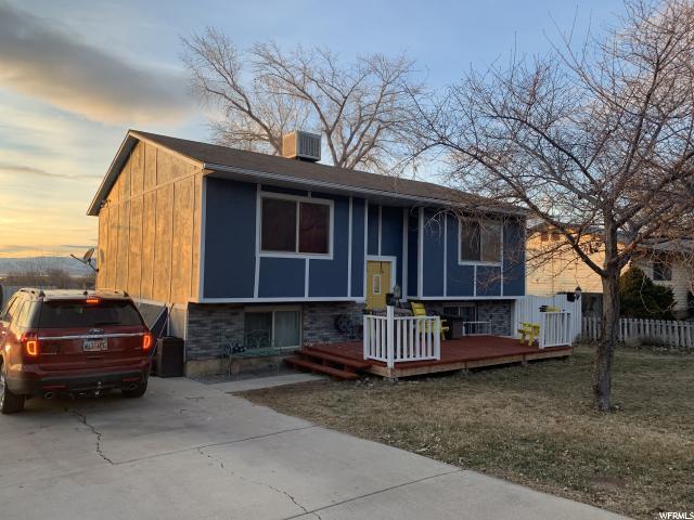 1700 S 300 E, Springville, UT 84663 (#1584841) :: Bustos Real Estate   Keller Williams Utah Realtors