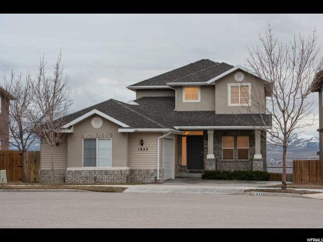 1833 W Woodview Dr, Lehi, UT 84043 (#1584882) :: Bustos Real Estate | Keller Williams Utah Realtors
