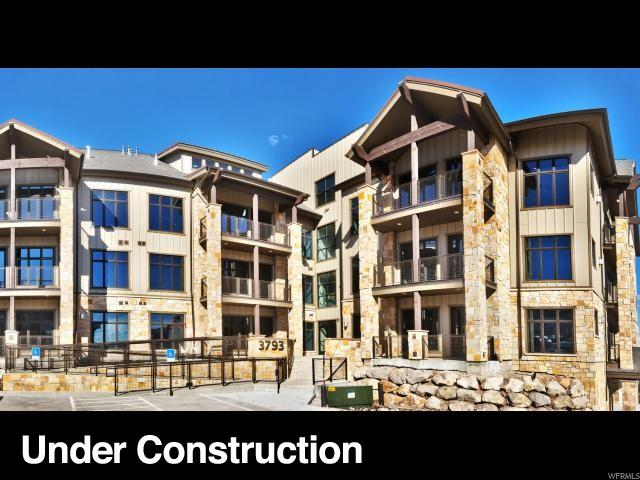 3751 Blackstone Dr 2A, Park City, UT 84098 (#1585018) :: Big Key Real Estate