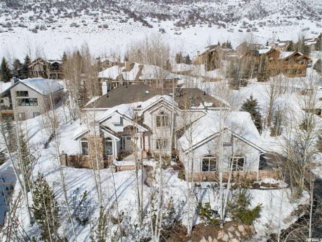 2724 Sackett Dr, Park City, UT 84098 (#1585021) :: Action Team Realty