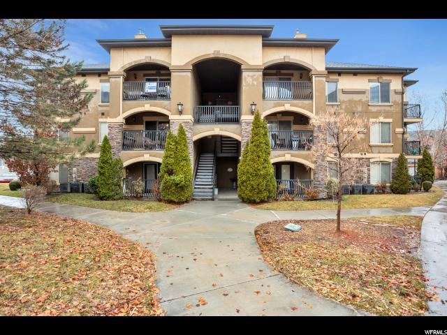 631 S 2220 W #304, Pleasant Grove, UT 84062 (#1585054) :: Big Key Real Estate